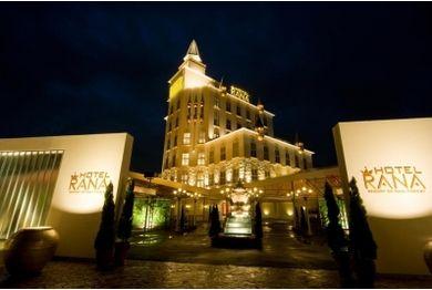 HOTEL RANA / HOTEL ASIA